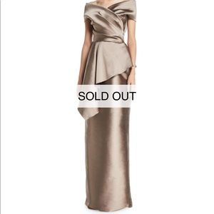 NWT Rickie Freeman for Teri Jon evening gown